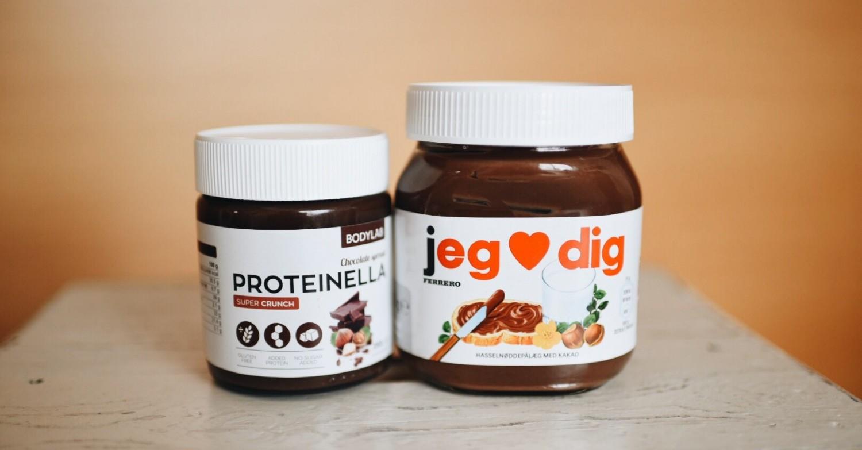 Nutella mod Proteinella