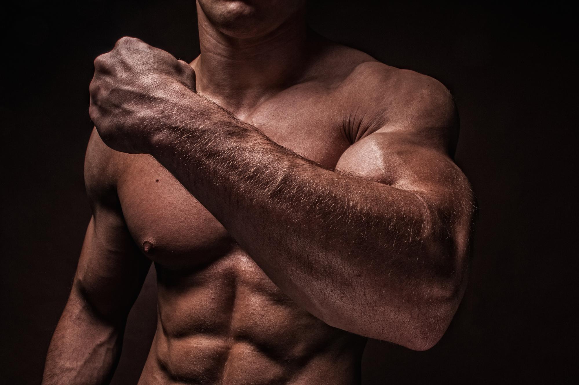 Depositphotos 22038429 l 2015 - 3 vigtige ting for muskelvækst