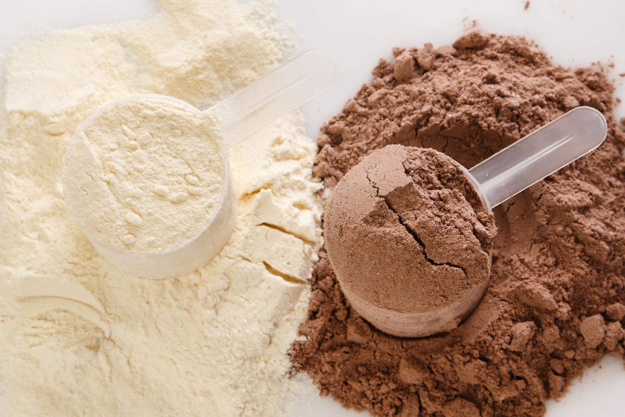 Hvorfor proteinpulver efter træning?
