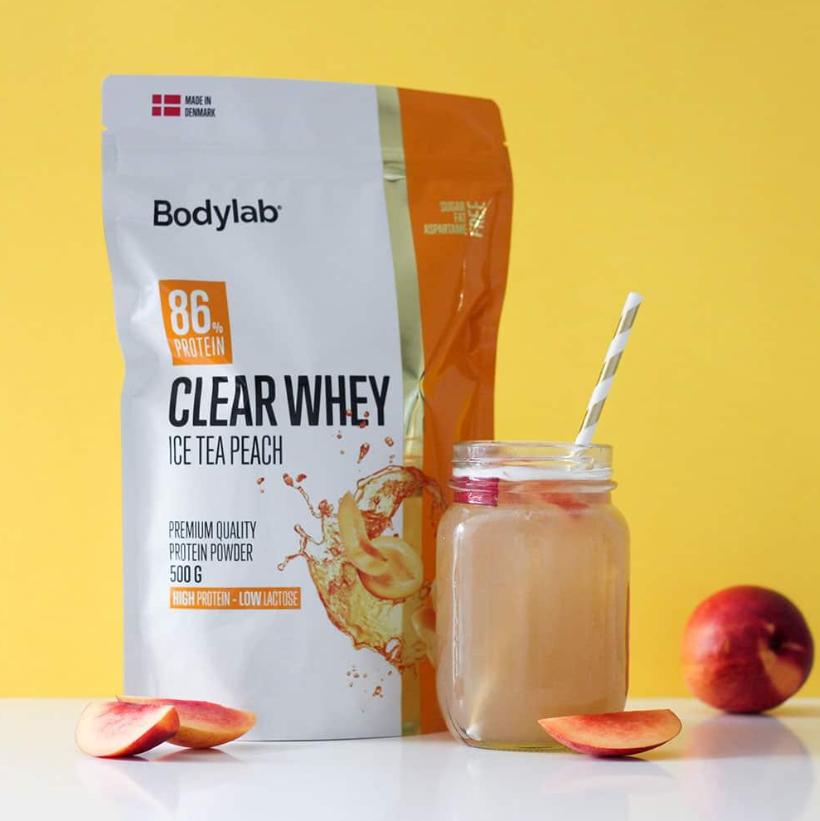 Udklip - Bodylab Clear whey