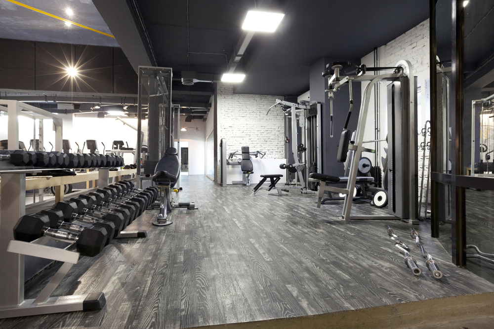 Depositphotos 53041219 s 2019 - Træningscenter i hjemmet: Sådan får du råd