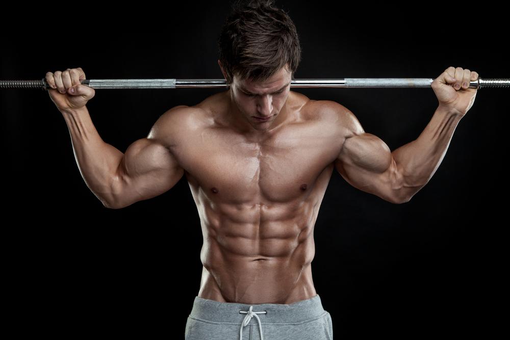 Depositphotos 49689935 s 2019 - Ømme muskler efter træning